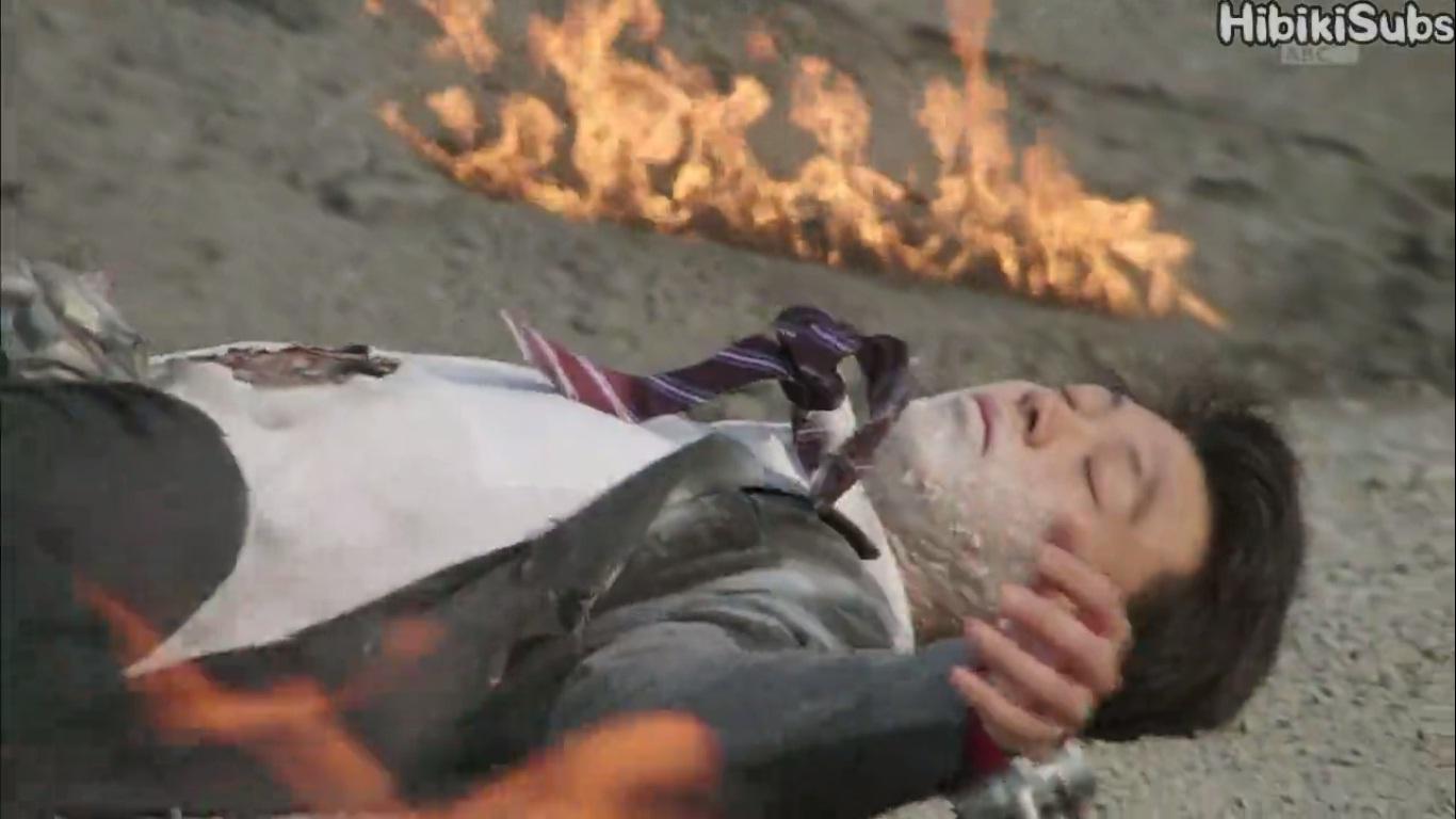 Kamen Rider Drive Episode 32 Subtitle Indonesia | Hibiki Subs