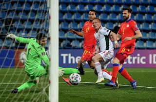 ملخص اهداف مباراة الدنمارك والنمسا (4-0) تصفيات كاس العالم