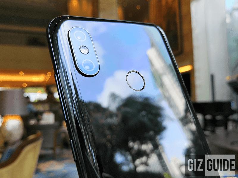 Xiaomi Mi 8: First Camera Samples