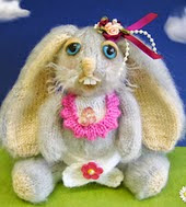 http://www.ravelry.com/patterns/library/baby-easter-bunny