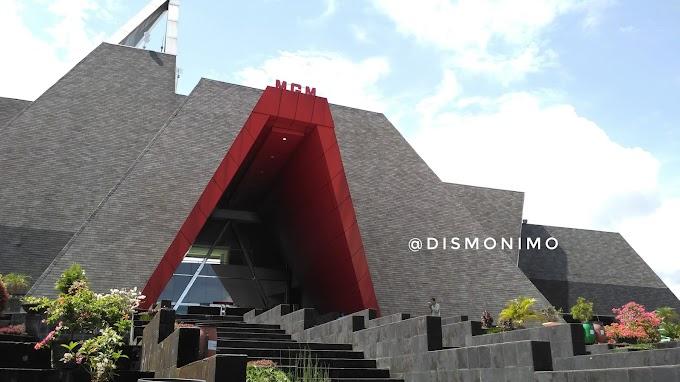 Wisata Edukasi Murah dan Seru di Museum Gunung Merapi