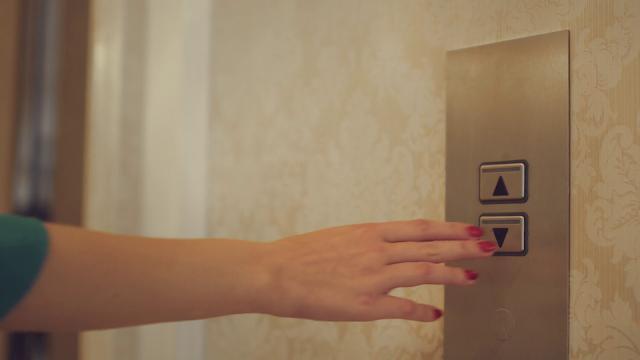 Crônica sobre elevador