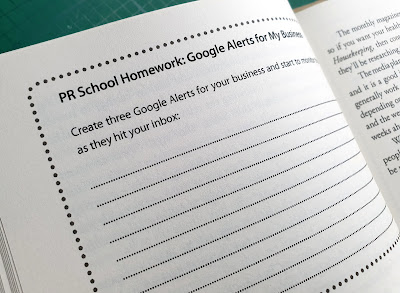PR School book review how to promote your business