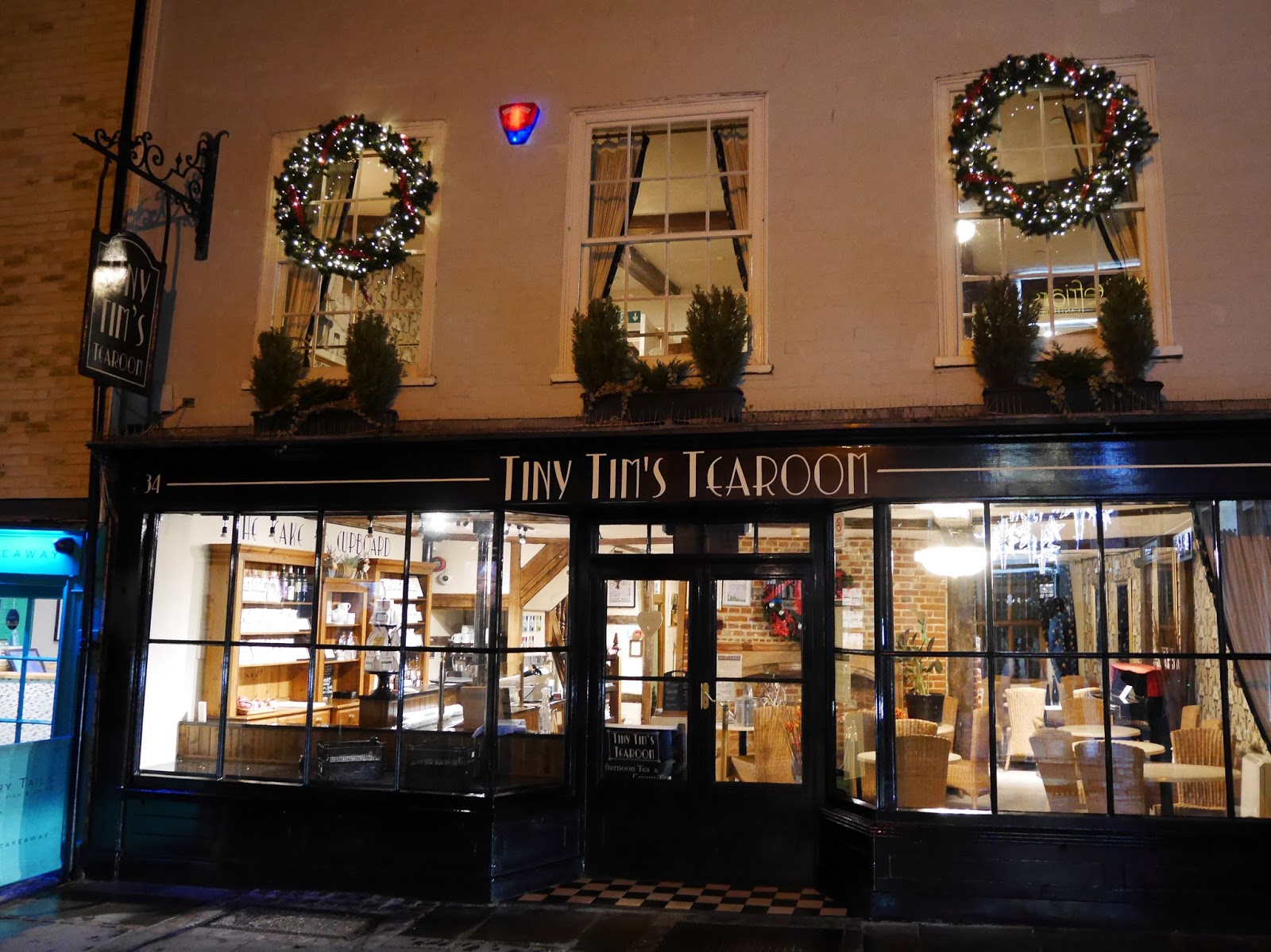 Tiny Tim's Tearoom, Canterbury