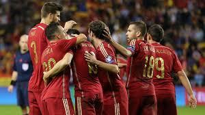 منتخب اسبانيا يورو 2016