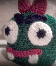 http://www.ravelry.com/patterns/library/little-green-monster-toddler-beanie