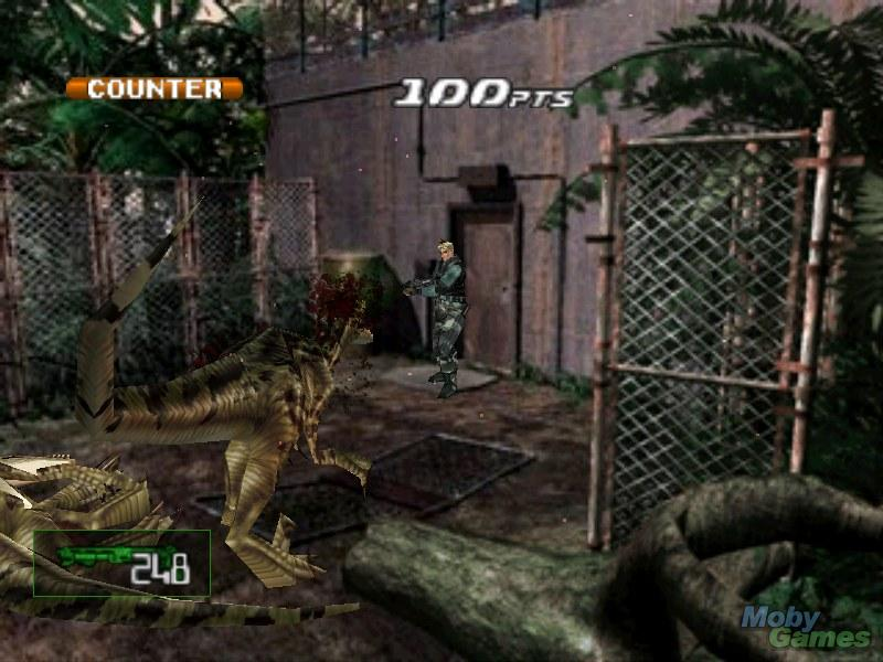 Download Game Dino Crisis 2 ISO PS1 - Game Tegal
