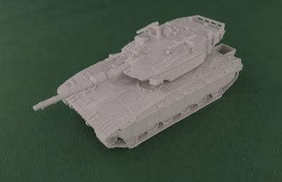 Merkava MBT 5
