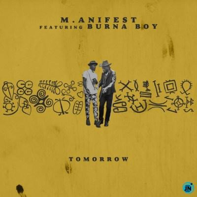 M.anifest Feat. Burna Boy - Tomorrow