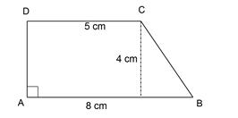 Gambar denah di atas adalah contoh bangun trapesium Rumus Trapesium Luas, Keliling, Beserta Contoh Soal dan Pembahasan