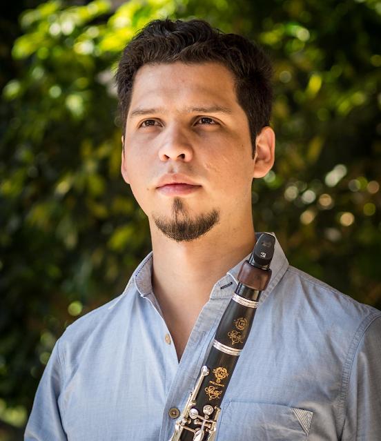 clarinetista chileno Fabián Quilodrán solista en chile. Comunidad de Clariperu