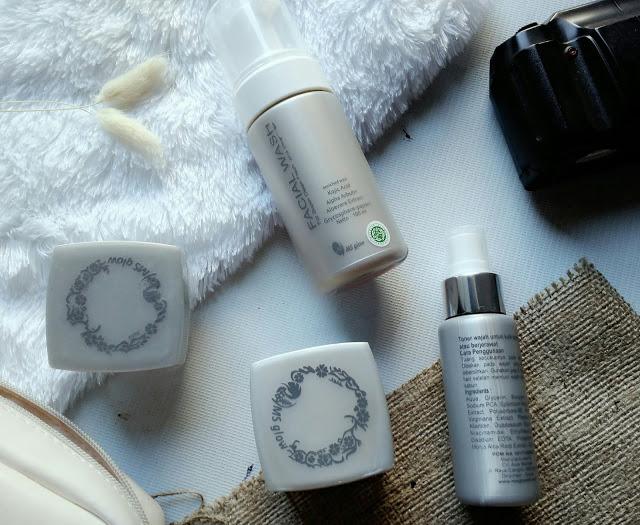 paket ms.glow acne
