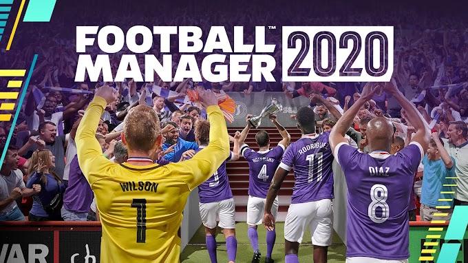Football Manager 2020 İndir
