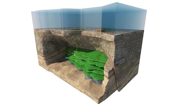 Los yacimientos con mecanismo de empuje por gas en solución son aquellos en la cual el mecanismo principal es la expansión de petróleo y su gas disuelto original.