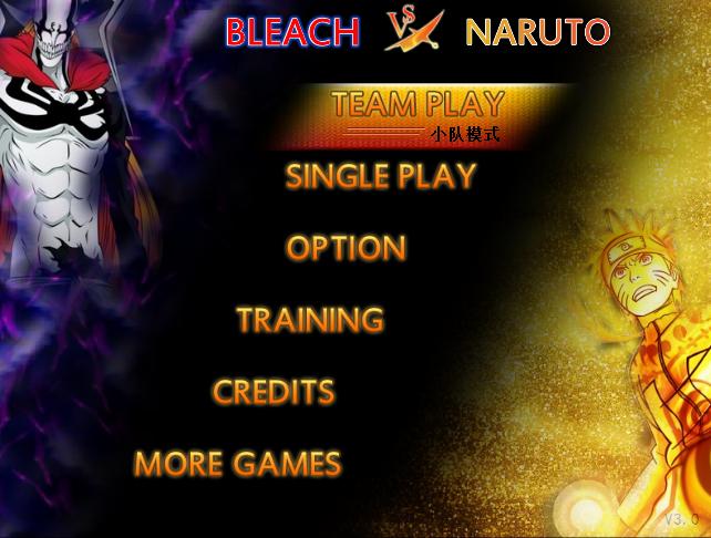 Bleach vs Naurto 3.0 - Chơi game Naruto 3.0 4399 mới nhất 2018 c