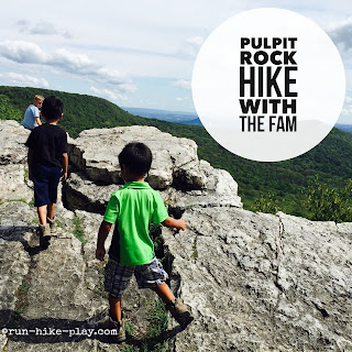 Pulpit Rock Hike With the Fam