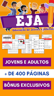 Kit Alfabetização EJA