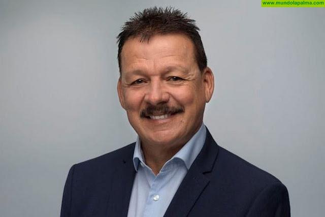 El Consejo Político Insular elige por unanimidad a Gregorio Alonso como candidato al Senado