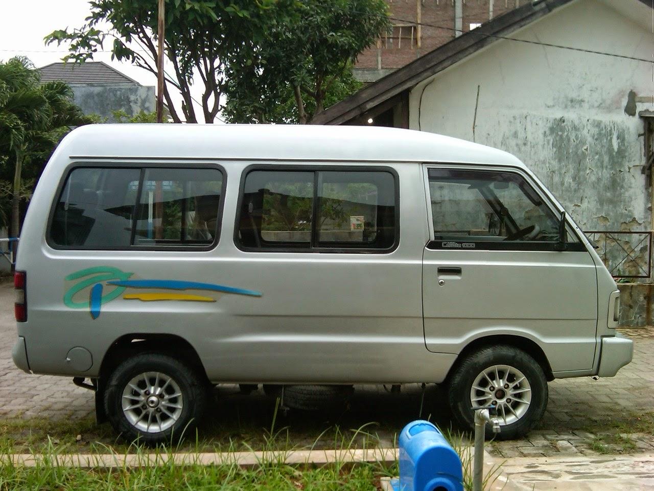 Daftar Harga Suzuki Carry Minibus