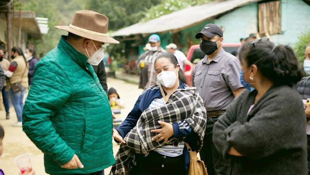Fomento al turismo rural  para generar empleos, ofrece Pepe Márquez
