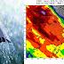 Altos volumes de chuva nos próximos dias no RS