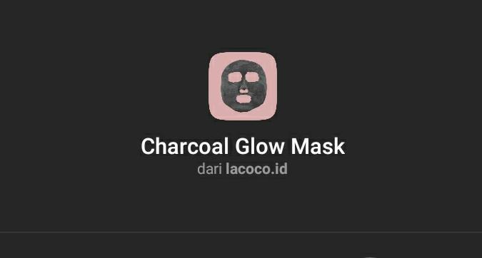 Filter Instagram Masker Hitam