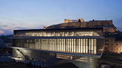 Διάλεξη για τα «Δέκα χρόνια Μουσείου Ακρόπολης» στο Διαχρονικό Μουσείο Λάρισας