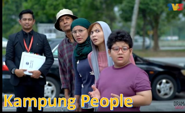 Drama Kampung People | Tonton Online Full Episod 1 - 13 ( Akhir )