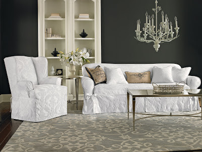 Sure Fit Slipcovers Dressing Up Your Furniture For