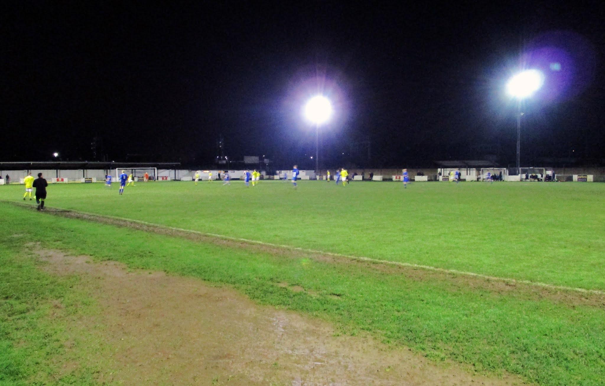 Inside The Rivermoor Stadium, Reading