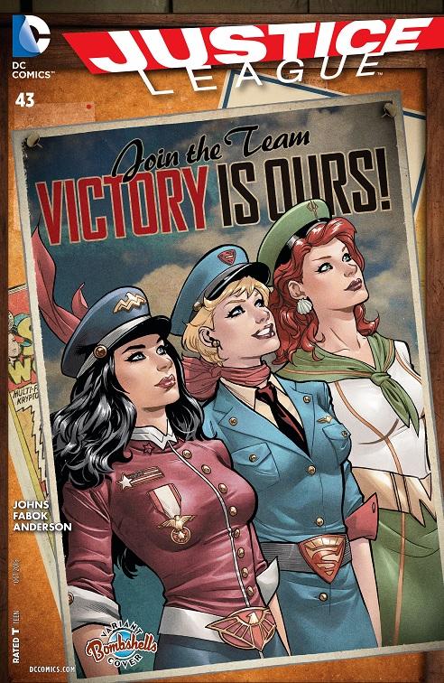 Moongem Comics: August 2015