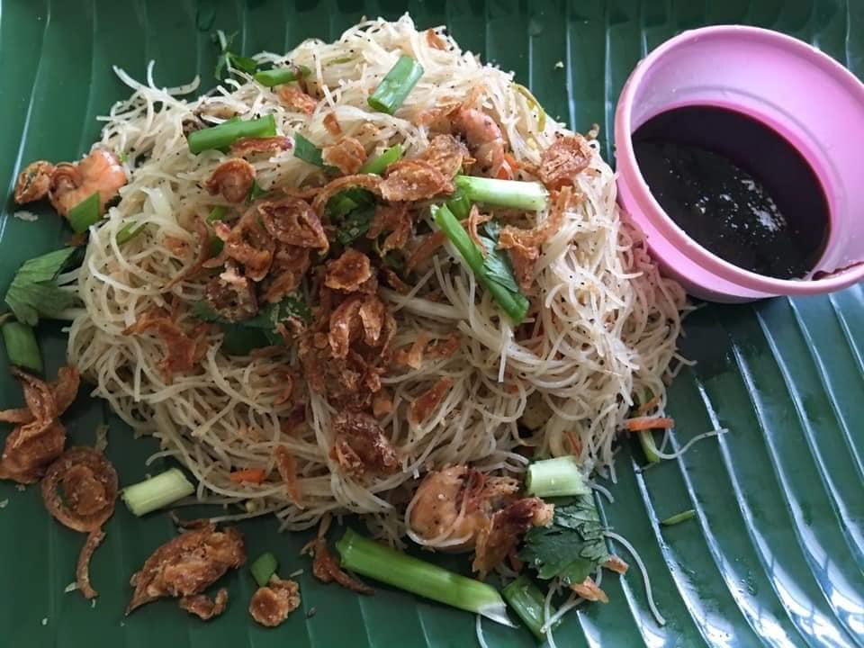 resepi bihun singapore