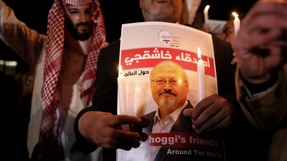A year on, MBS 'gets pass from world leaders' on Khashoggi murder