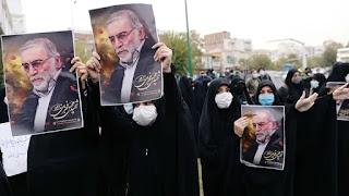 اغتيال هيبة إيران الأمنية والسياسية