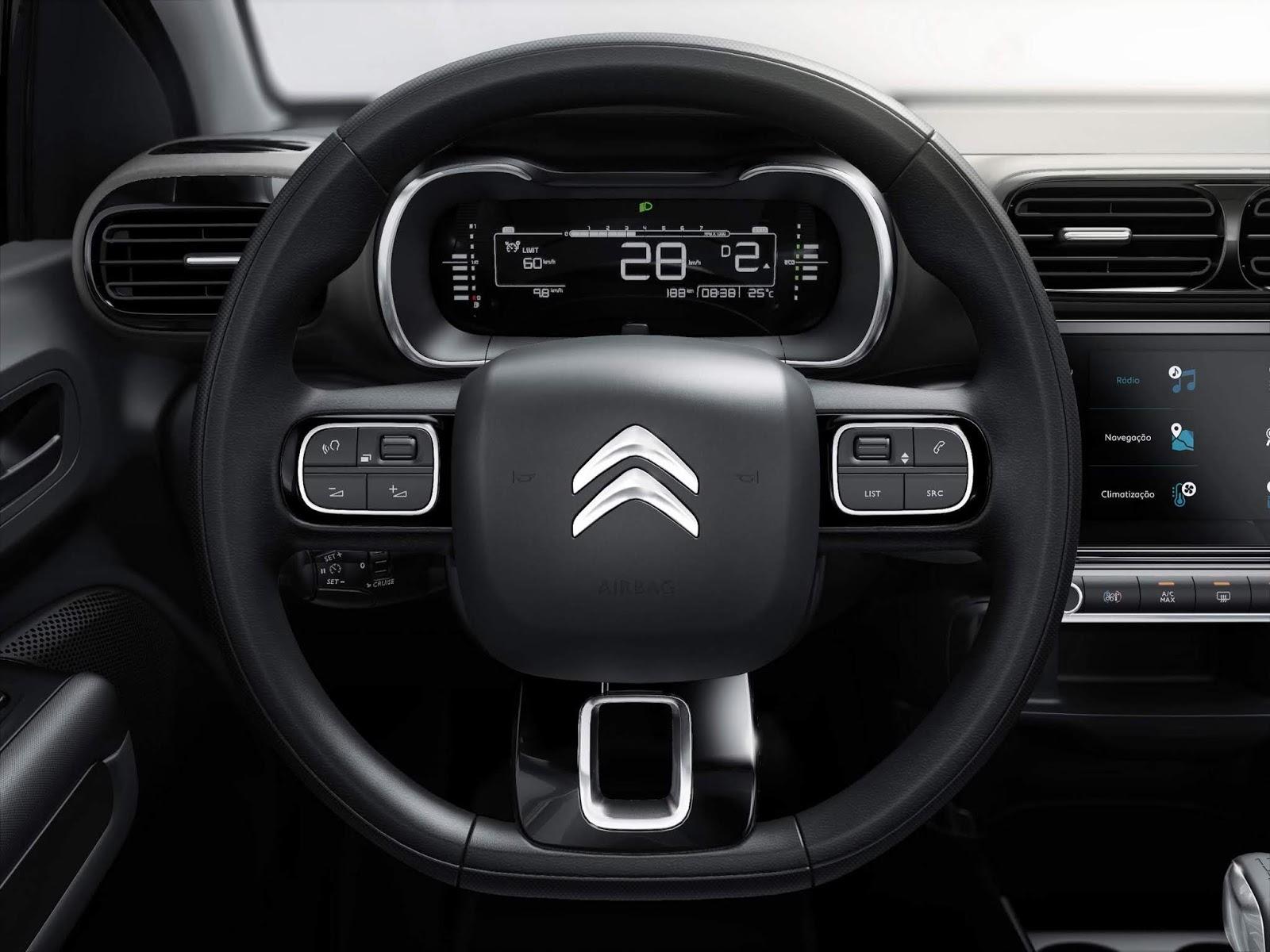 Citroën C4 Cactus 2022 tem desconto de até R$ 13 mil para PcD