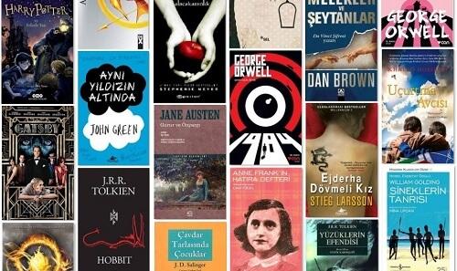 En çok okunan kitaplar - Dünya ne okuyor?