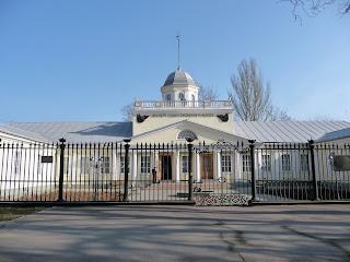 Николаев. Музей судостроения и флота
