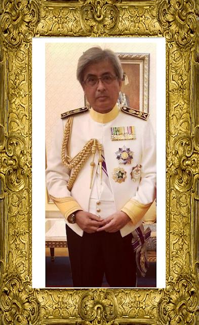 Selamat Hari Keputeraan Ke 61 DYAM Raja DiHilir Perak.