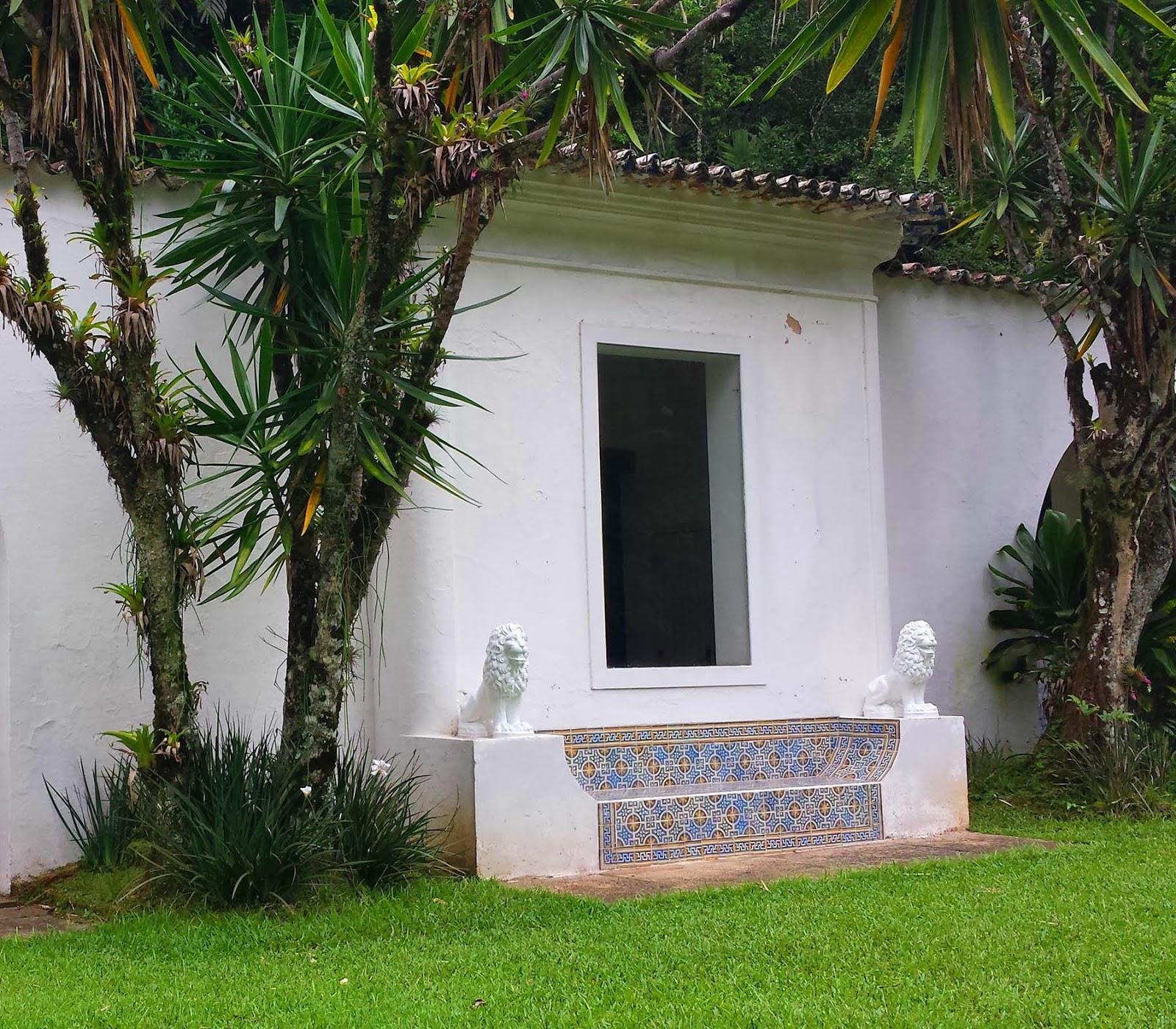 Museu do Açude no Rio de Janeiro.