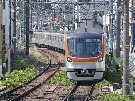 【17000系に置き換え】東横線急行 志木行き