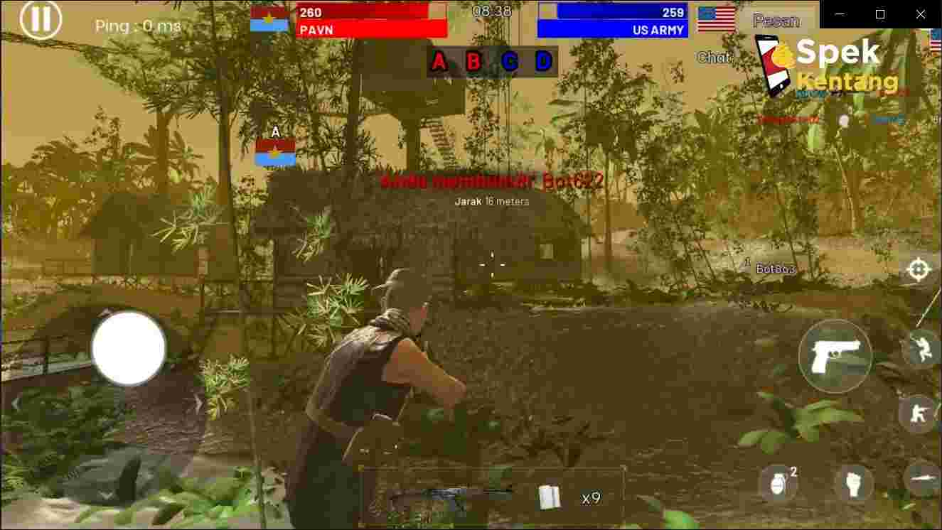 Red Storm Vietnam War