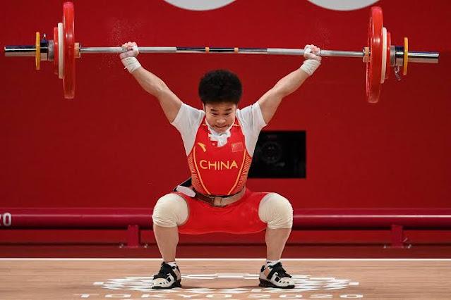 Atlet Angkat Besi China Diduga Doping, Lifter Indonesia Berpotensi Dapat Perak