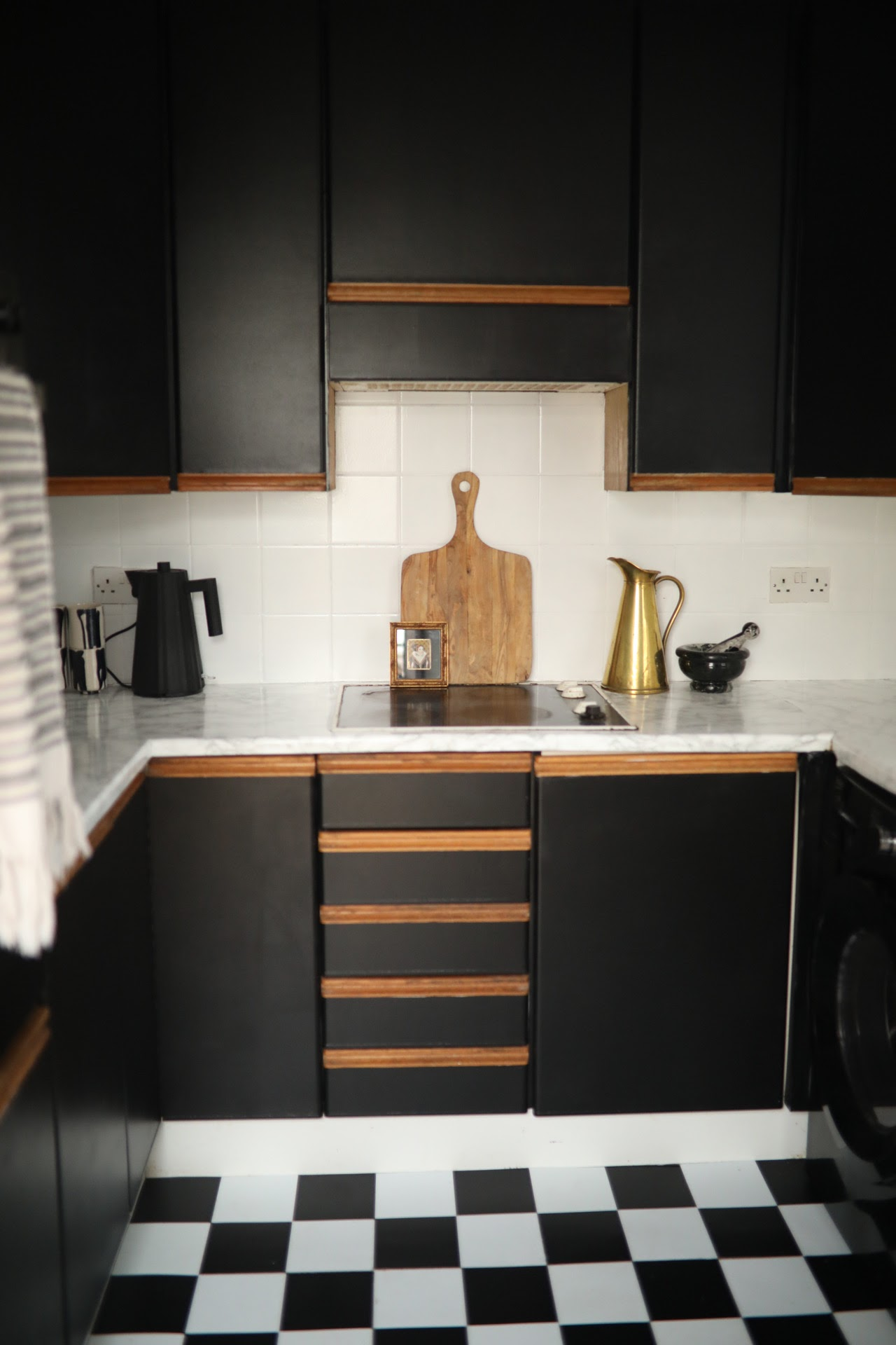 OUR KITCHEN REVAMP ON A BUDGET