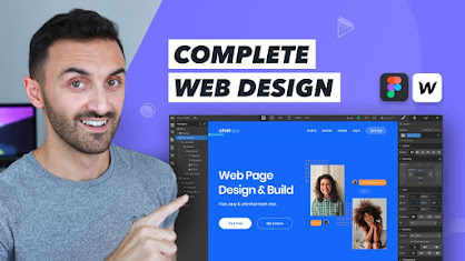best Udemy course to learn Figma and Web Design