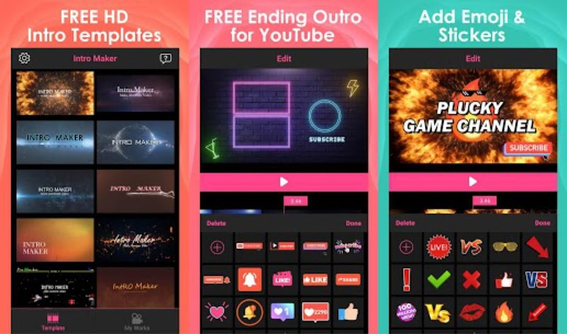 Intro Maker Mod Apk (VIP Unlocked + Without Watermark)