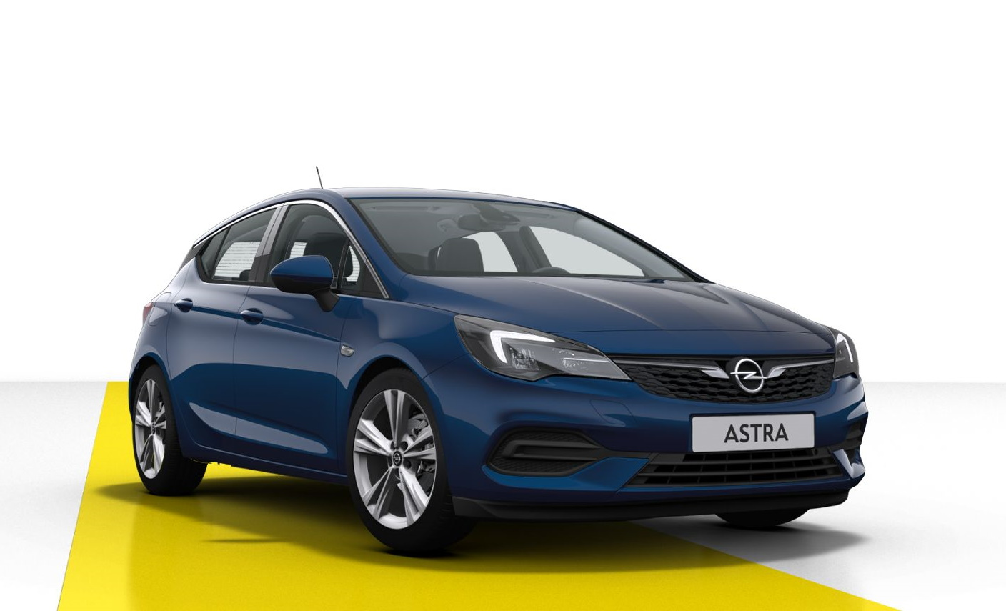 Opel Astra 5 Restylée (2021) - Couleurs / Colors