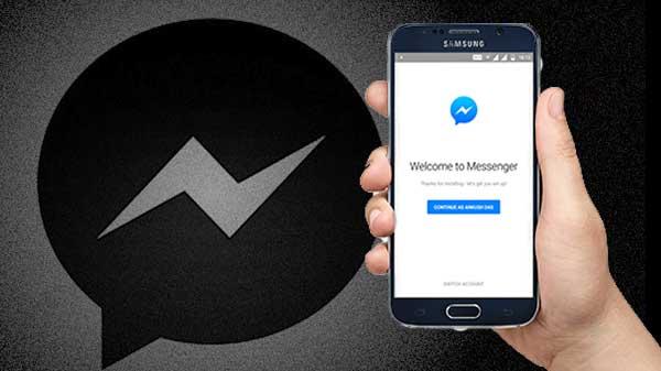كيفية تفعيل الوضع الليلي في فيس بوك ماسنجر للأندرويد و IOS