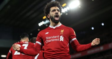 خبر عاجل  محمد صلاح يقتحم قائمة أغلى 10 لاعبين فى العالم
