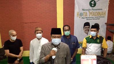 Gus Ipul Minta Warga Rayakan Kemenangan dengan Ubah Pasuruan Jadi Kota Madinah