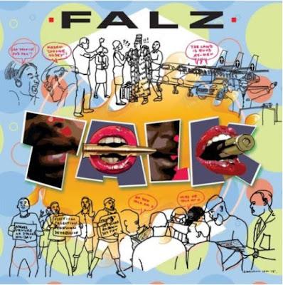 Falz - Talk lyrics
